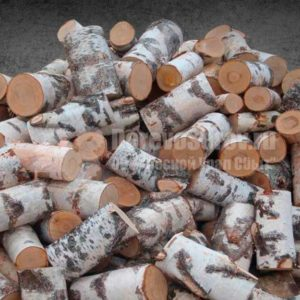Купить дрова пиленые из осины и березы 4 куба