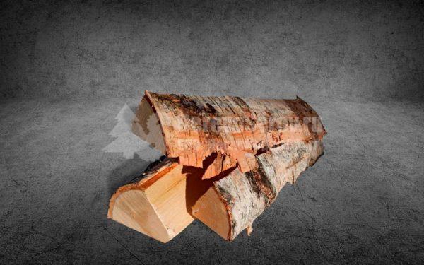 Купить дрова колотые из осины и березы 3,5 куба