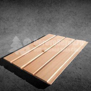 Купить евровагонку из лиственницы сорт А,В 12,5×88×1600-6000