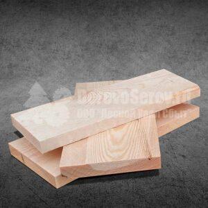 Купить доску обрезную из осины 25х200х6000