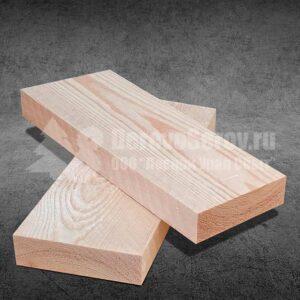 Купить доску сухую обрезную из осины 40х200х6000